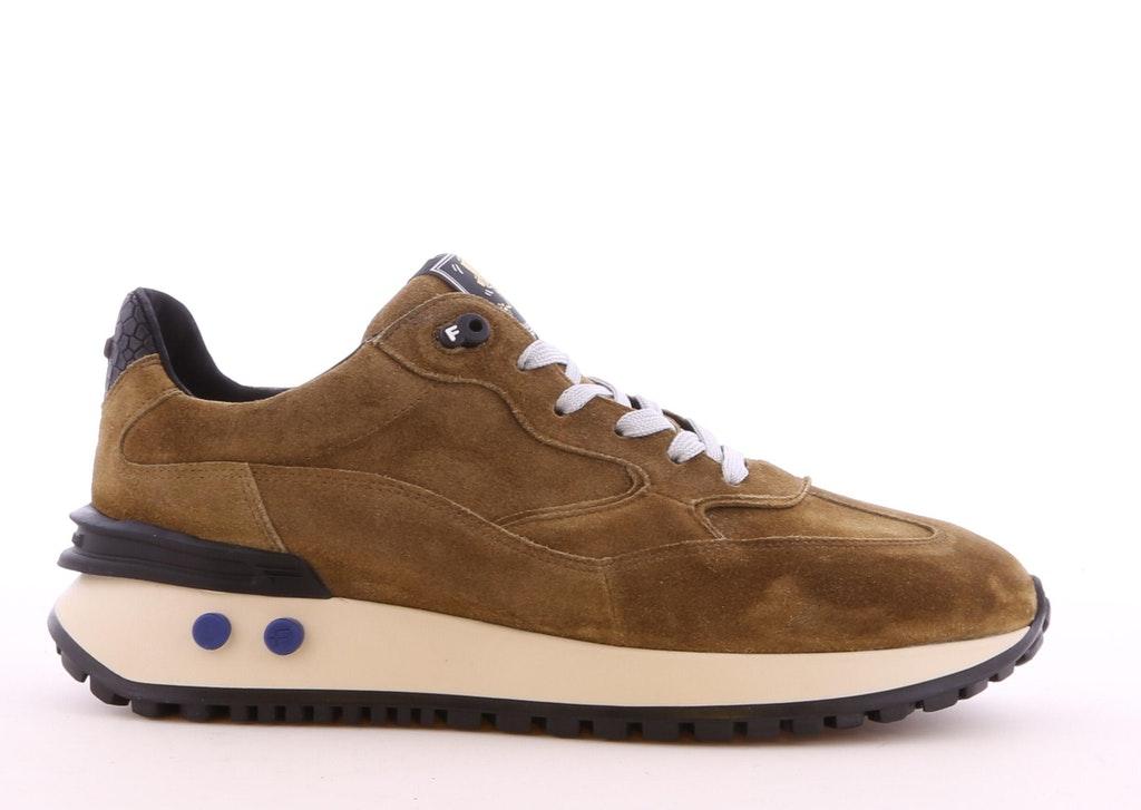 N SandSuede Sneaker 781G½ Gomma