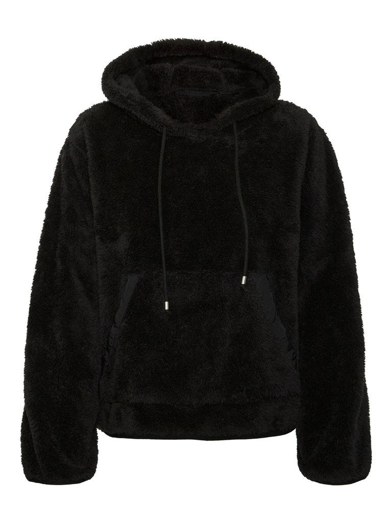 VMFILLY TEDDY HOODIE  PULLOVER LCS