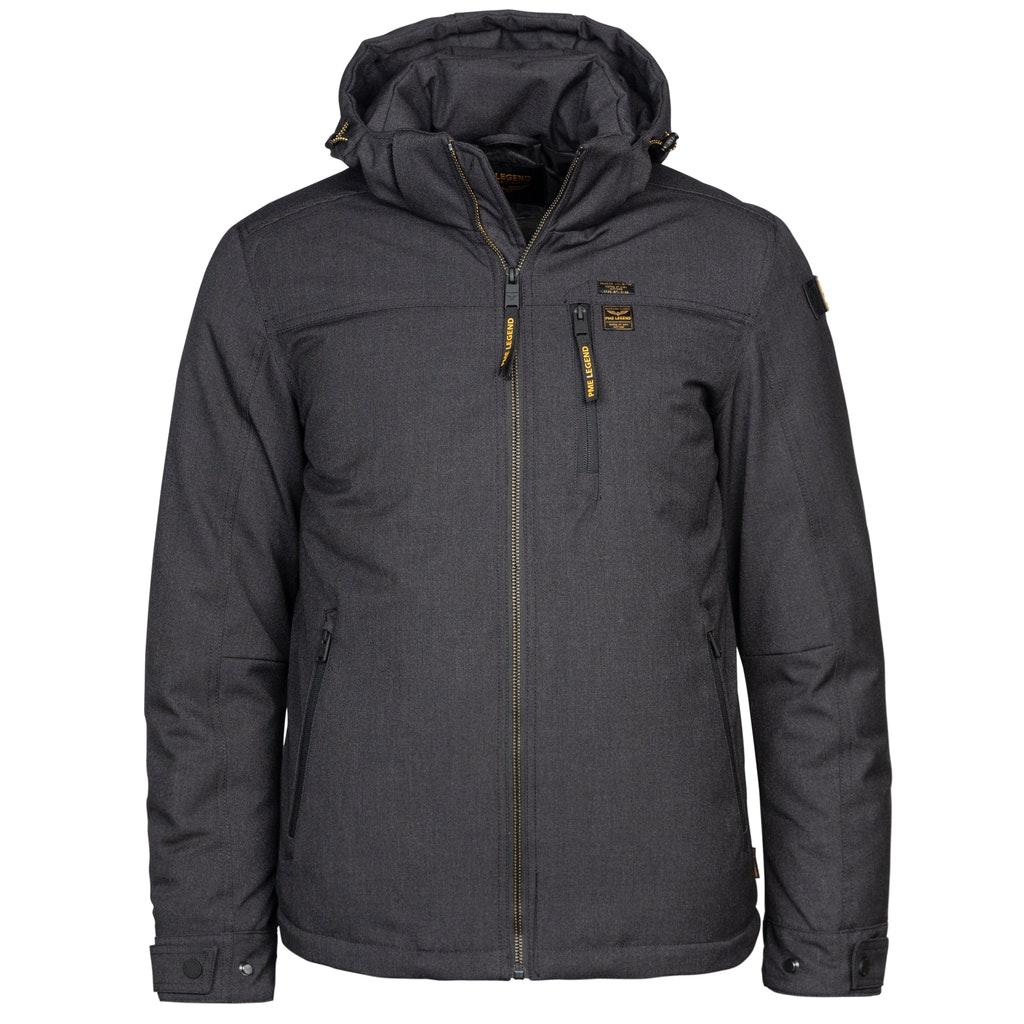 Semi Long Jacket Strator Melange T