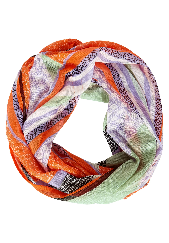 Loop mit Multicolour Print